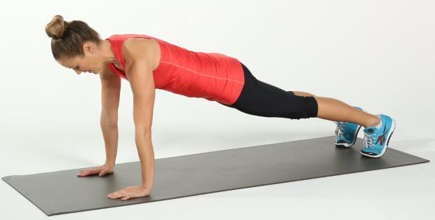 Push-ups Exercise