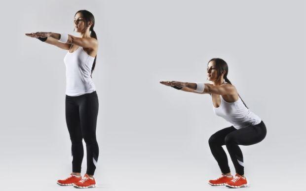Squat Exercise