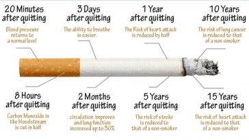 What Happens The Moment You Stop Smoking