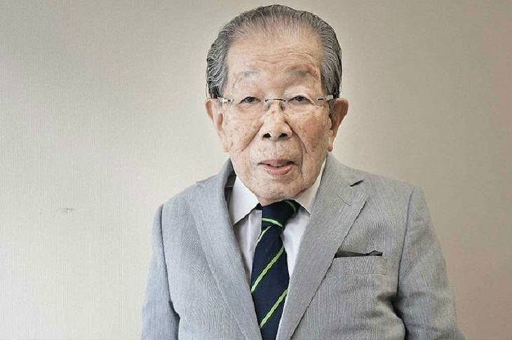 You are currently viewing 104-Year Old Japanese Doctor Recommends These 14 Healthy Pieces of Advice