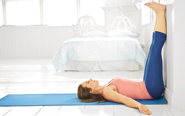 Forget About Insomnia and Sleep Like a Baby – 3 Yoga Poses That Will Help You Fall a Sleep