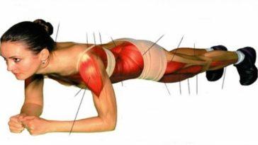 28 days plank challenge