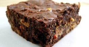 No Wheat, No Sugar, No Dairy! Delicious Sweet Coconut & Avocado Potato Brownies