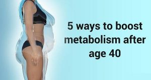 Accelerate Your Metabolism And Change Your Life Even Though You're Over 40