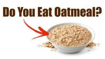 Consume Oatmeal