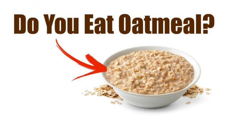 Amazing Changes To The Body When You Consume Oatmeal Every Single Day!