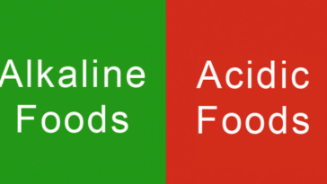 Top 5 Alkaline Foods