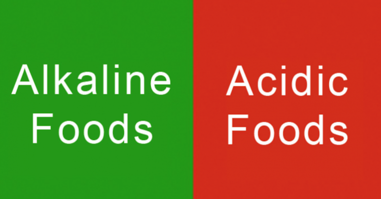 You are currently viewing Top 5 Alkaline Foods You Should Be Eating Everyday to Make Your Body Resistant to Many Diseases