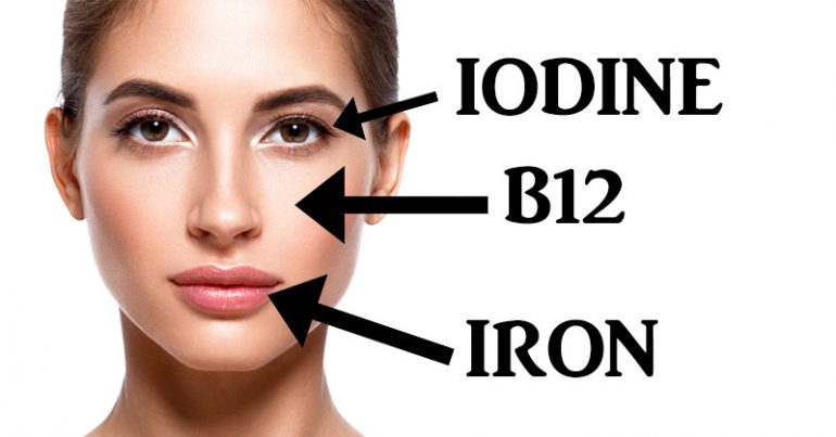 You are currently viewing 5 Signs Of Nutrient Deficiency You Can See On Your Face