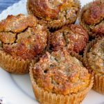 Coconut and Sweet Potato Muffins