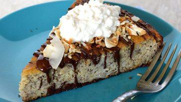Banana Cake Without Flour