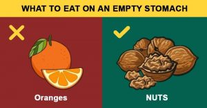 15 Foods To Do And Don't Eat On An Empty Stomach