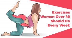 Read more about the article These Are 8 Exercises Women Over 40 Should Do Every Week