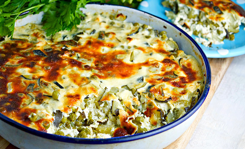 You are currently viewing Easy Zucchini Casserole For Weight Loss And Healthy Living