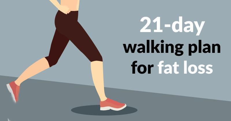 You are currently viewing 21-Day Walking Plan That Will Help You Lose Weight
