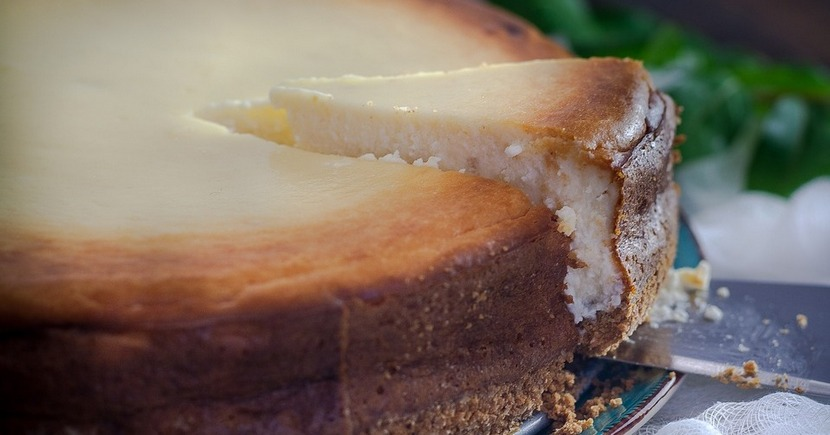 No Bake Sugar Free Coffee Cheesecake (Keto, Nut Free)