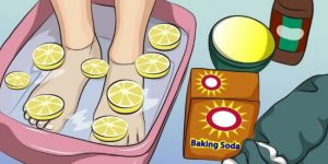 Read more about the article This Lemon Foot Soak Can Help Detoxify Your Whole Body