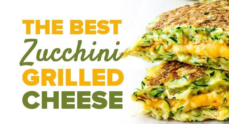 Grilled Zucchini Sandwich