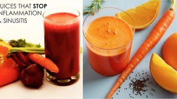 best juices that bust inflammation
