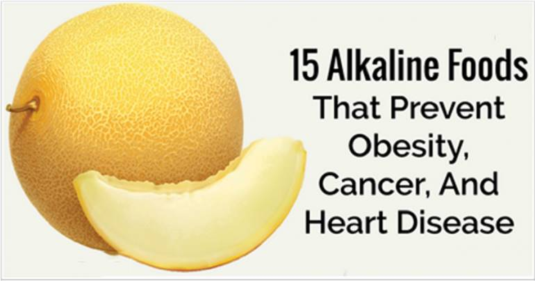 You are currently viewing 15 Alkaline Foods That Prevent Obesity, Cancer, And Heart Disease