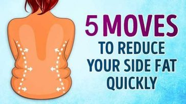 Easy Moves To Reduce Back And Side Fats