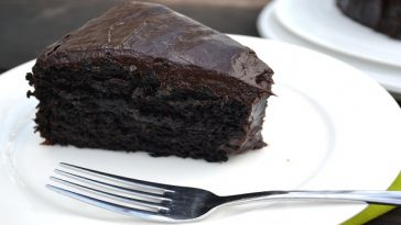 Avocado Chocolate Cake Recipe