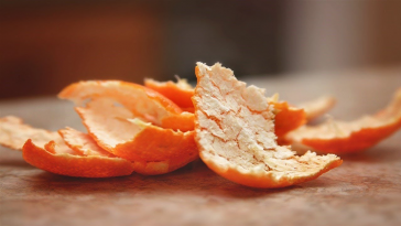 Beauty Uses of Orange Peels