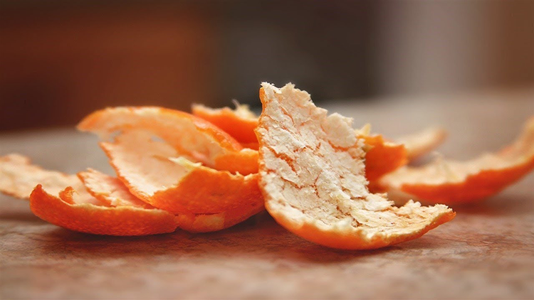 Beauty Uses of Orange Peels