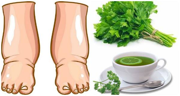 You are currently viewing This Powerful Homemade Tea Will Cure Swollen Legs In Few Days
