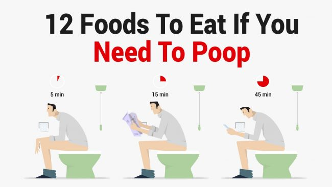 You are currently viewing 12 Foods To Eat If You Need To Poop