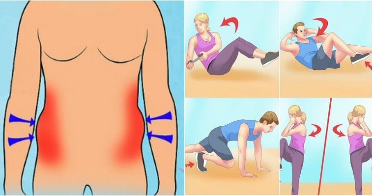 You are currently viewing Want to Get Rid of Your Love Handles? Here's What You Need To Do
