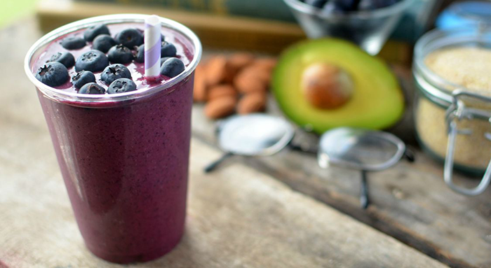 The Four Best Ingredients For Brain Development, All In One Smoothie!