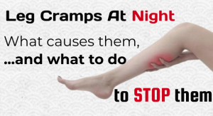 Read more about the article Scientists Explain Why Your Legs Cramp At Night (And How to Fix It)