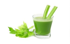Celery And Pineapple Smoothie To Burn Belly Fat And Lose Weight