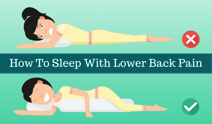 The Absolute Best Sleeping Positions to Eliminate Back Pain