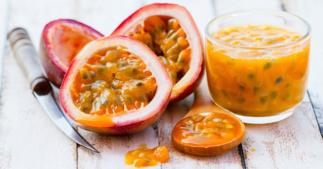 Passionfruit Contains High Levels of Antioxidants And 13 Known Carotenoids