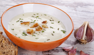 Garlic Soup – 100x Stronger Than The Best Antibiotics On The Market