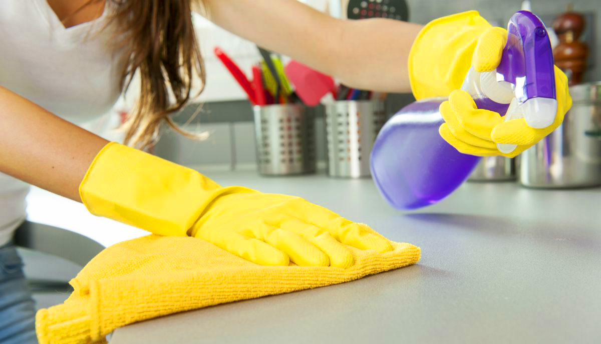 7 Simple Kitchen Hygiene Rules That Will Keep You Healthy