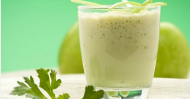 Pineapple Juice And Cucumber To Clean The Colon in 7 Days And Help You Lose Weight