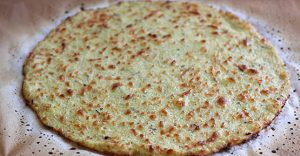 Read more about the article Cauliflower and Chia Seed Crust with Heart, Cancer Prevention and Brain Benefits