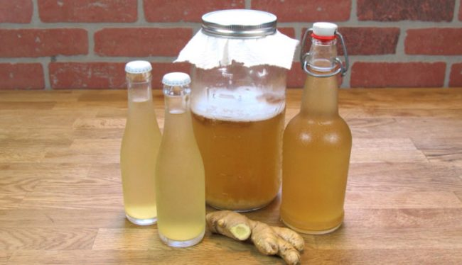 You are currently viewing Ginger Water: The Healthiest Drink That Helps To Burn All The Fat From The Waist, Back And Thighs!