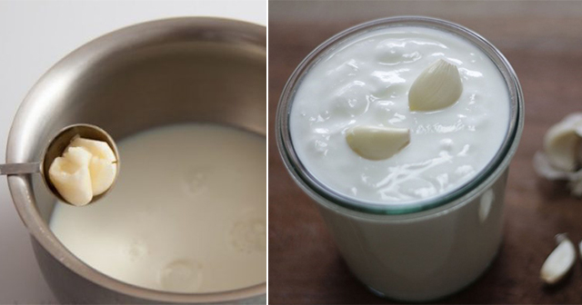 Garlic Milk Is The Home Remedy That'll Give You Relieve Sciatica And Back Pain