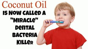 Read more about the article Coconut Oil Is Better Than Any Toothpaste According To New Study