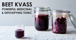 3-Ingredient Powerful Medicinal Tonic You Can Make To Detoxify Your Liver And Kidneys