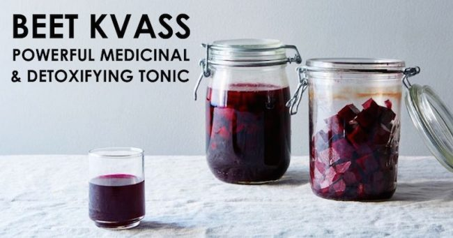 You are currently viewing 3-Ingredient Powerful Medicinal Tonic You Can Make To Detoxify Your Liver And Kidneys