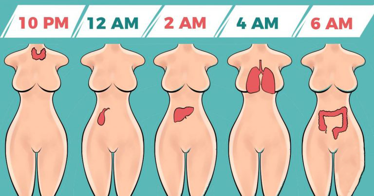 You are currently viewing Why You're Waking Up At The Same Time Every Night