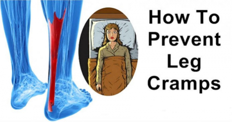 You are currently viewing The Reason Why The Leg Cramps During The Night And How To Stop This Forever