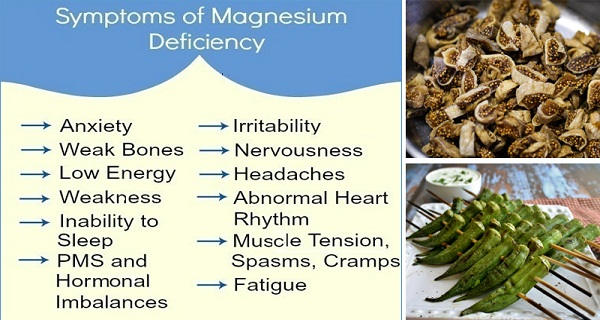 You are currently viewing 12 Foods That Increase Magnesium And Prevent High Blood Pressure, Blood Clots And Muscle Fatigue